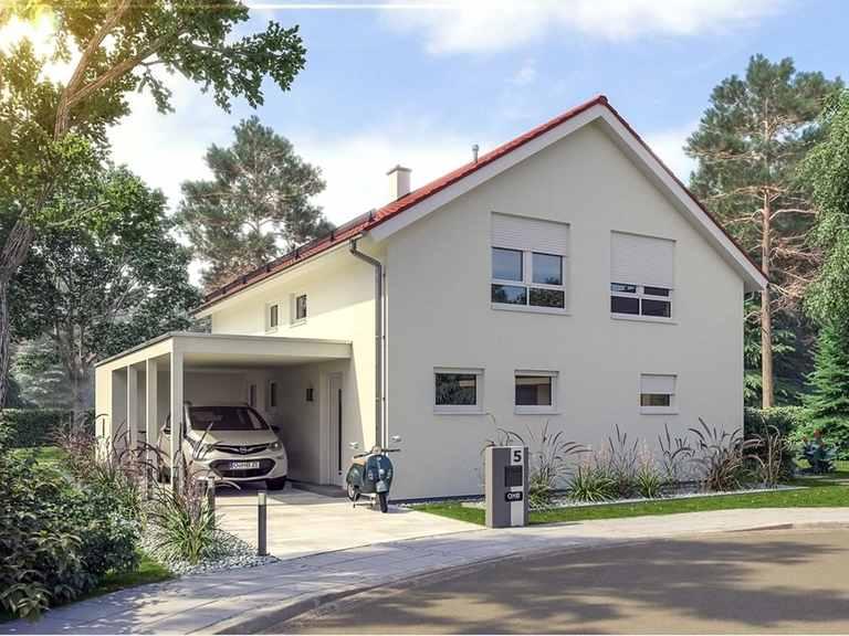 Einfamilienhaus Sonneberg - OHB-Hausbau Gruppe