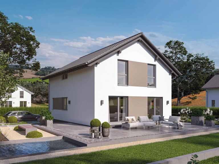 Einfamilienhaus Mainz - Fingerhut Haus