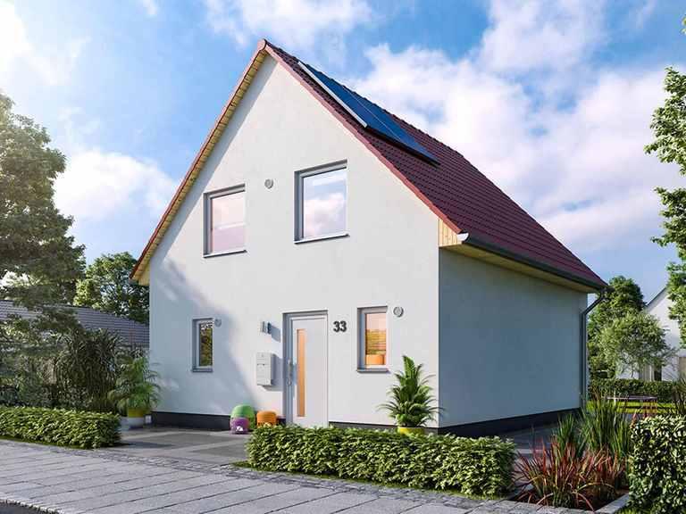 Einfamilienhaus Aspekt 90 - MW Ostalb Bau GmbH