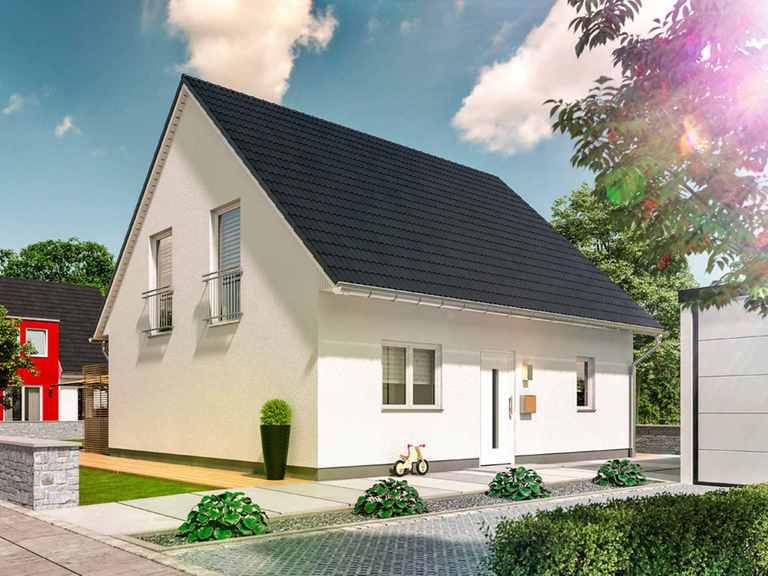 Einfamilienhaus Flair 125 - MW Ostalb Bau GmbH