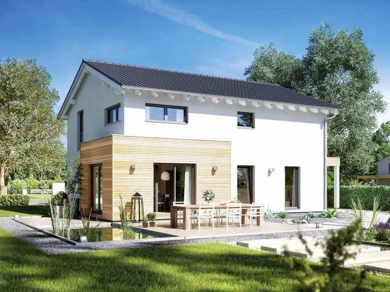 Einfamilienhaus Balance - Fingerhut Haus