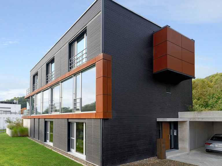 Designhaus Pawliczec - Baufritz