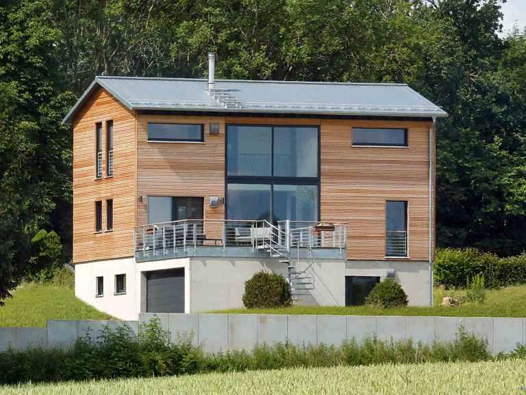 Einfamilienhaus Schellenberg - Baufritz