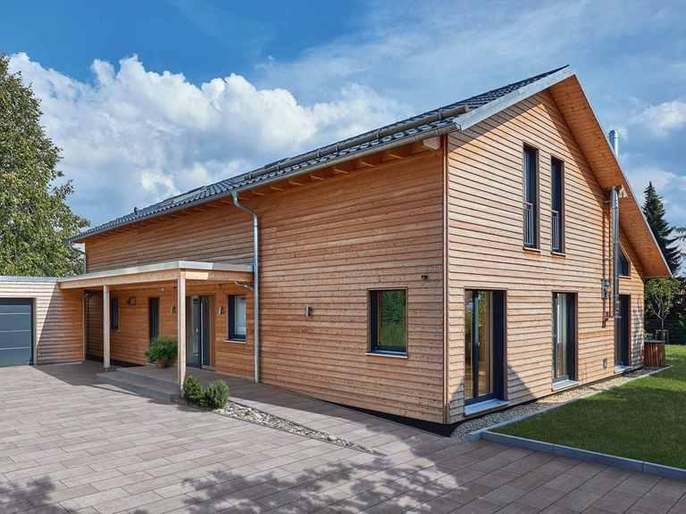 Einfamilienhaus Schweiger - Baufritz
