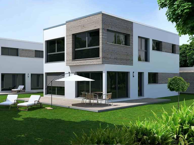 Musterhaus Gilching - Mehrgenerationshaus