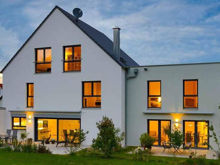 Mehrgenerationenhaus Seyther - Fertighaus WEISS