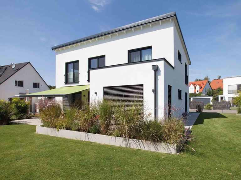 Kundenhaus Ansbach - Wolf System haus