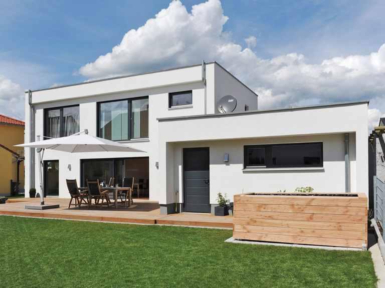 Einfamilienhaus Schwabmünchen - Wolf System Haus