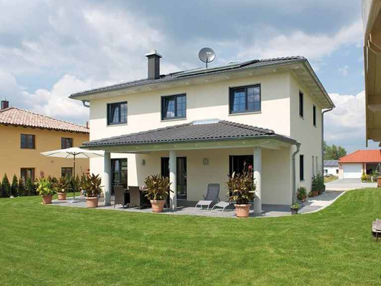 Einfamilienhaus Ortenburg - Wolf System Haus