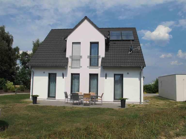 Musterhaus - Bauidee Wohlfühl-Häuser