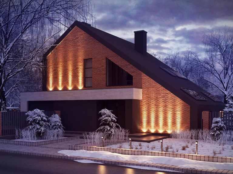 Modernes Einfamilienhaus Zx95 HITWAS Homes