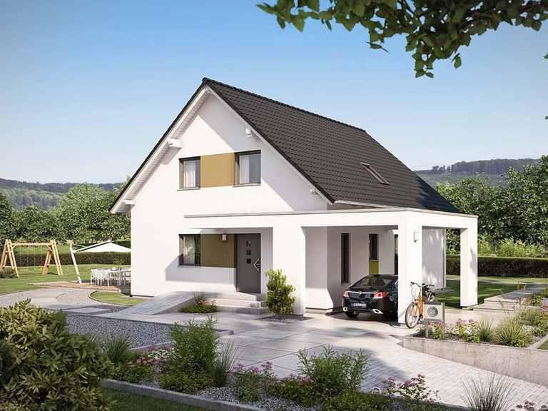 Einfamilienhaus Bad Vilbel M - RESCH-HAUS