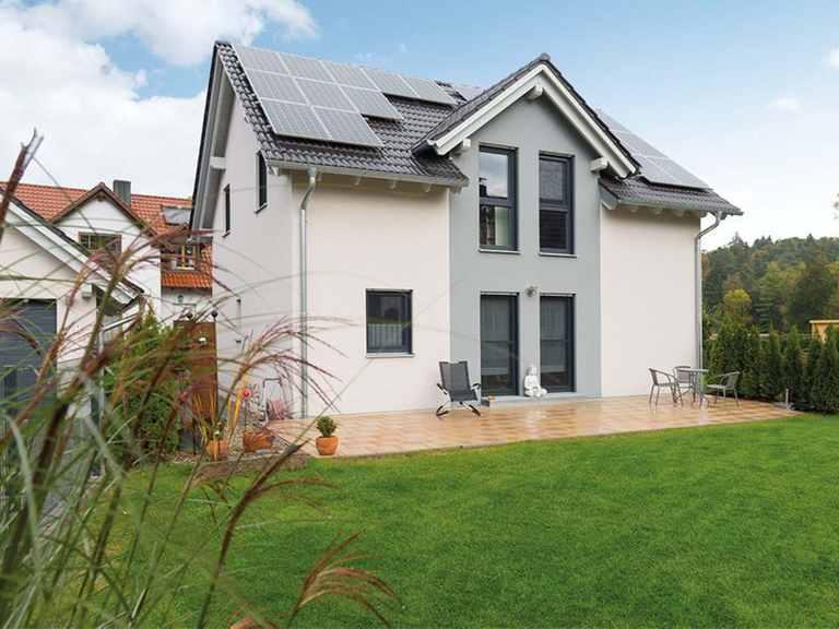 Einfamilienhaus Burgheim - Wolf System Haus