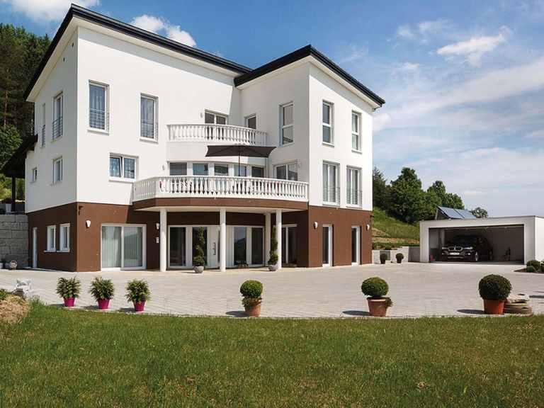 Einfamilienhaus Münsingen - Wolf System Haus