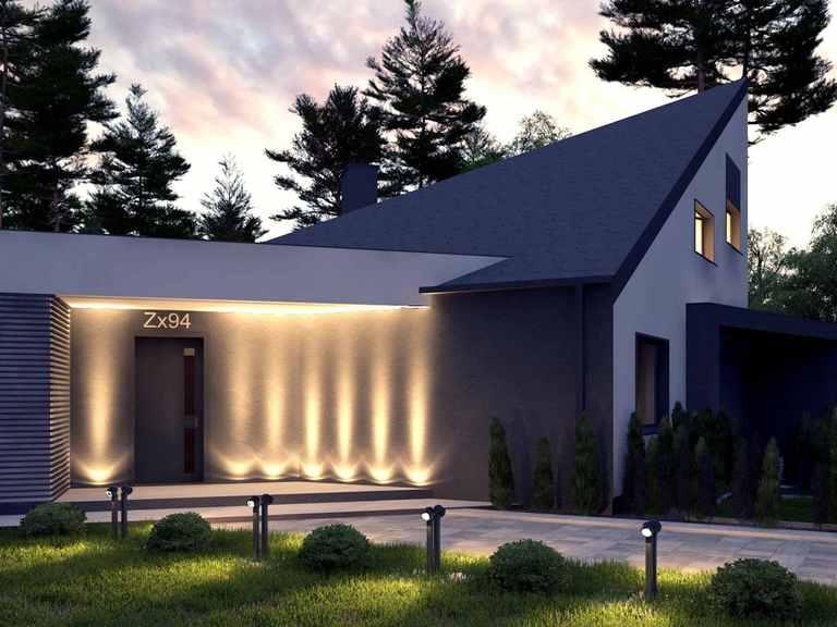 Modernes Einfamilienhaus Zx94 - HITAS Homes