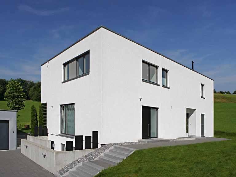 Kubus Haus Ehrenbach - Keitel Haus