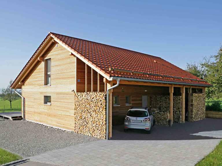 Einfamilienhaus Lengwil - Keitel Haus