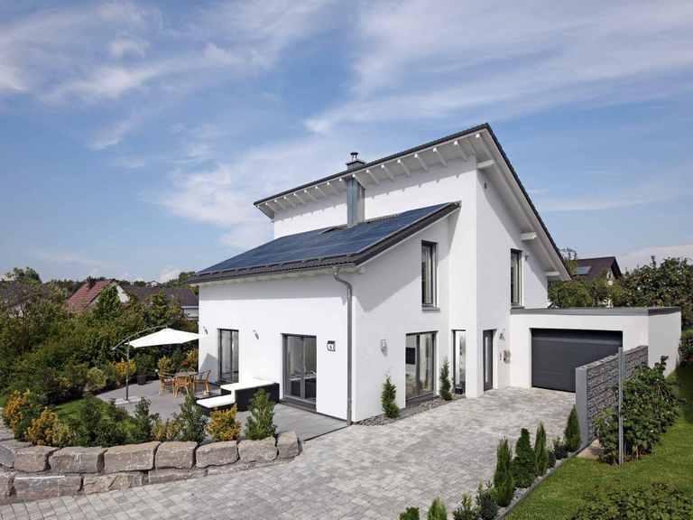 Pultdachhaus Stromberg - Keitel Haus