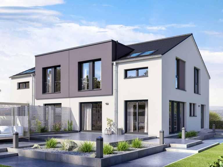 Doppelhaus CELEBRATION 139 V2 L - Bien-Zenker