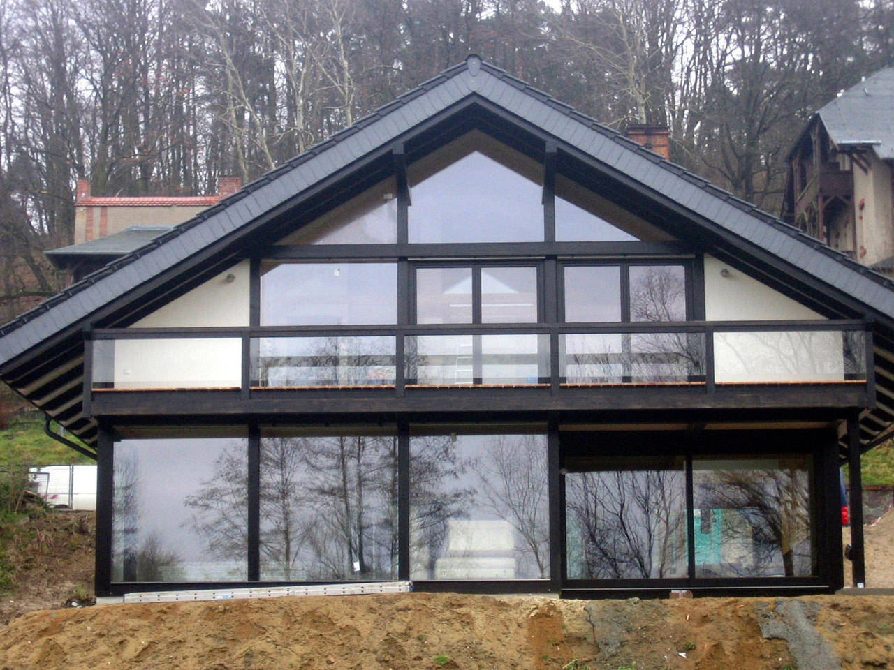 BEFRA Holzhaus 3