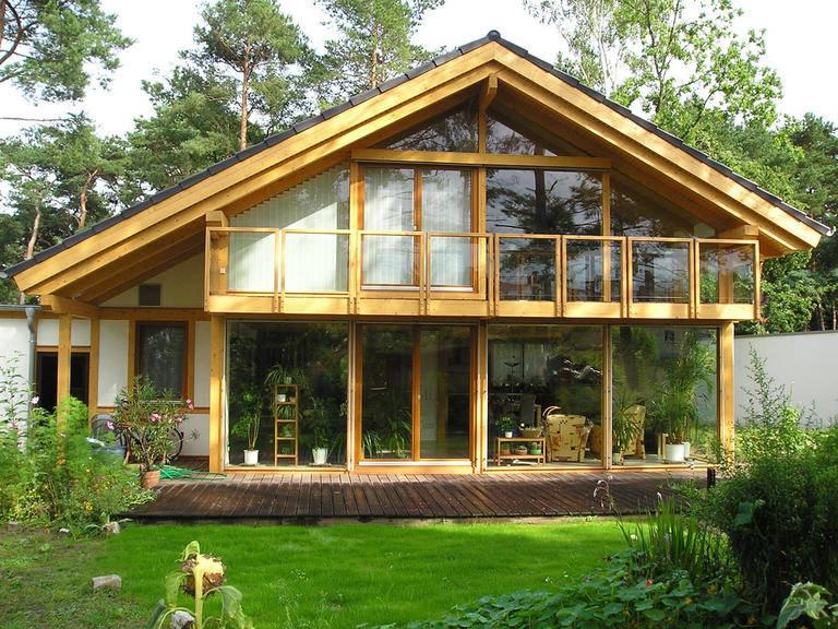 BEFRA Holzhaus
