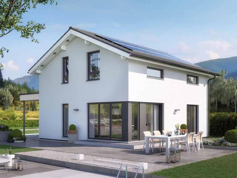 Einfamilienhaus EDITION 125 V4 - Bien Zenker
