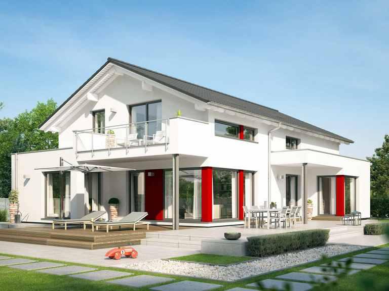 Zweifamilienhaus CELEBRATION 211 V4 - Bien Zenker