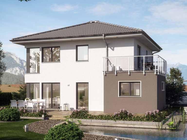 Stadtvilla EVOLUTION 136 V4 - Bien Zenker
