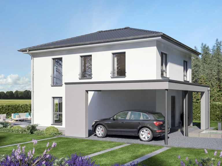 Einfamilienhaus EVOLUTION 139 V4 - Bien Zenker