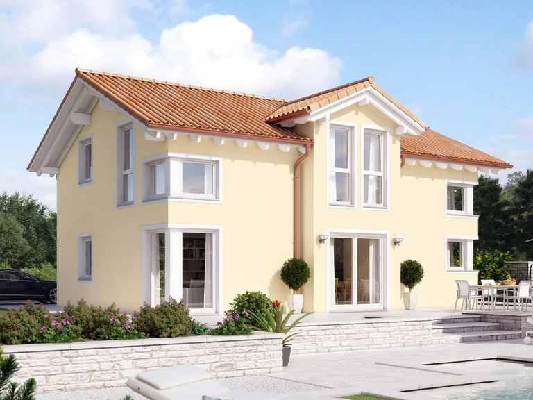 Einfamilienhaus EVOLUTION 148 V2 - Bien Zenker