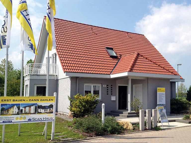 Musterhaus Erfurt - ScanHaus Marlow