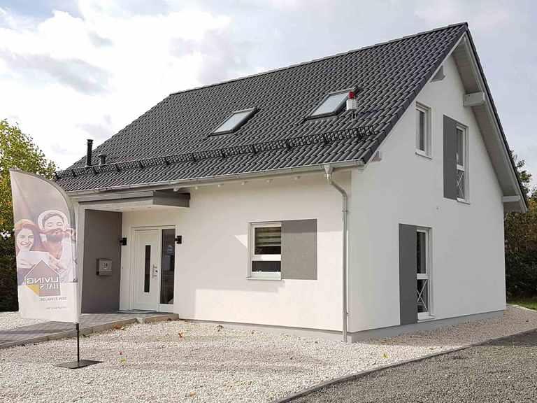 Musterhaus SUNSHINE Erfurt - Living Haus