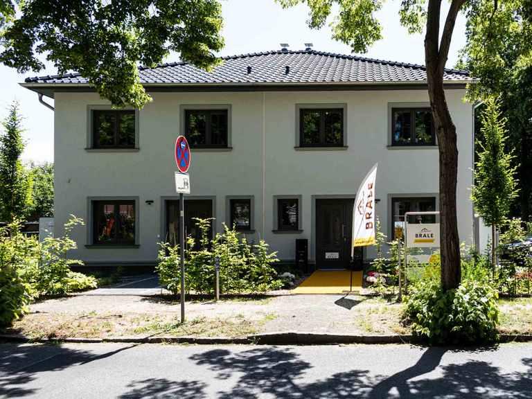 Musterhaus Stadtvilla Zeuthen -  BRALE BAU