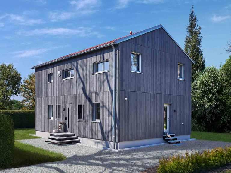 Einfamilienhaus Remiger - Baufritz