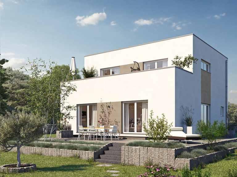 Einfamilienhaus ARTIS 301 F - FingerHaus
