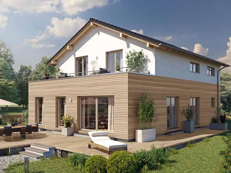 Einfamilienhaus ARTIS 350 S215 - FingerHaus