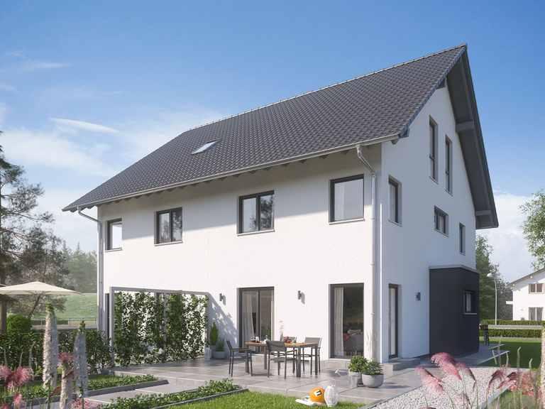Einfamilienhaus DUO 100 V1 - FingerHaus