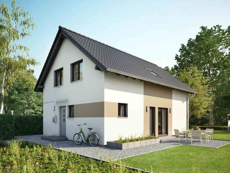 Einfamilienhaus NEO 516 - FingerHaus