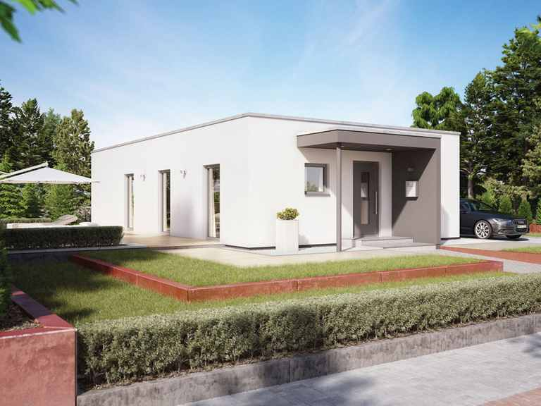 Einfamilienhaus NIVO 80 W - FingerHaus