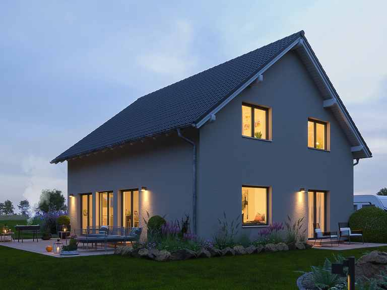 Einfamilienhaus SENTO 301 A S130 - FingerHaus