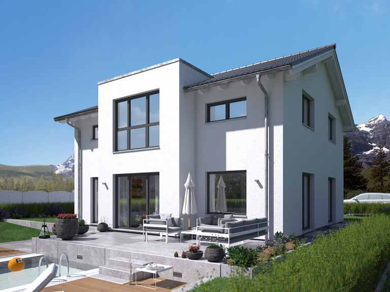 Einfamilienhaus SENTO 403 D S215 - FingerHaus