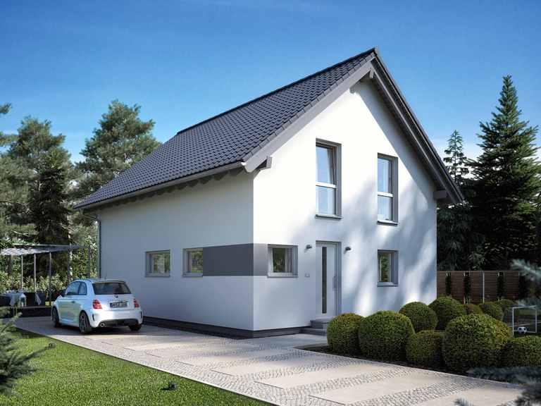 Einfamilienhaus UNO 2.0 201 A S180 - FingerHaus