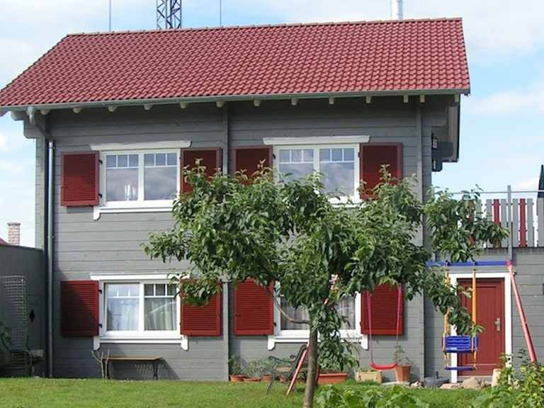 Haus Murtal - Holzhaus Rosskopf