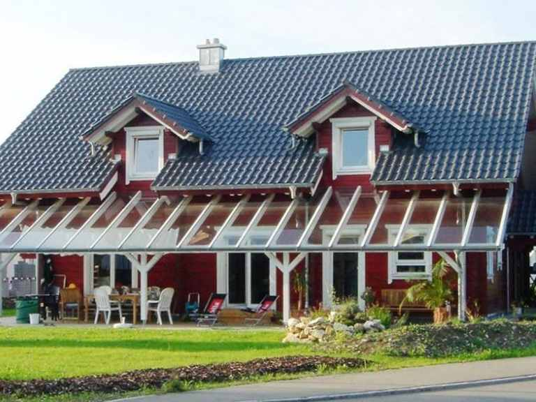 Haus Heike - Holzhaus Rosskopf