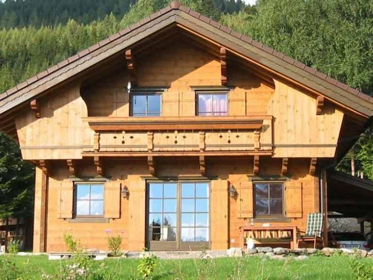 Haus Murau - Holzhaus Rosskopf