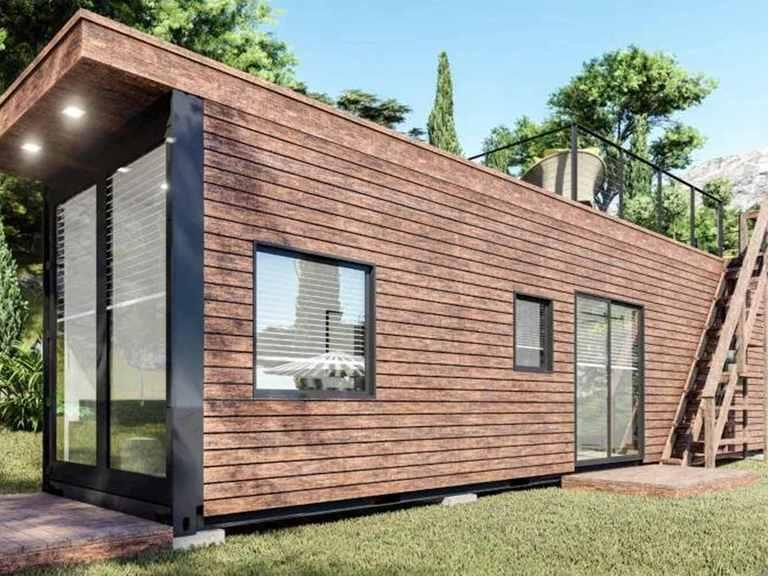 Modulhaus Smart Living Project M - WHITEROCK