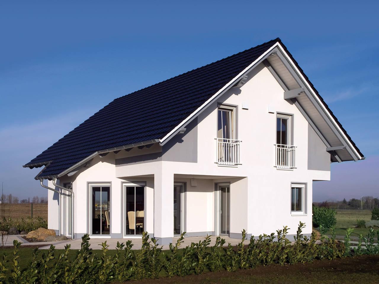 Haustyp VarioFamily 137 von HSE Massivhaus