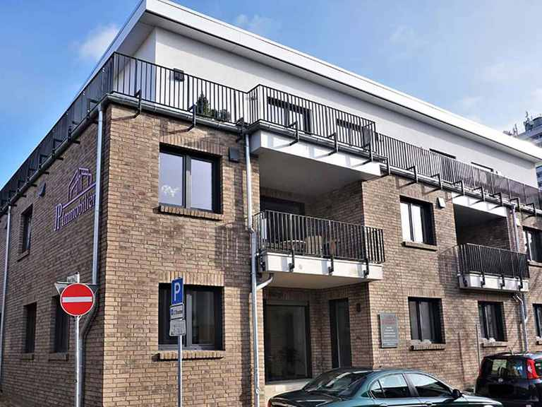 Mehrfamilienhaus Itzehoe I - Hausbau- Planungs- und Beratungsservice Nord