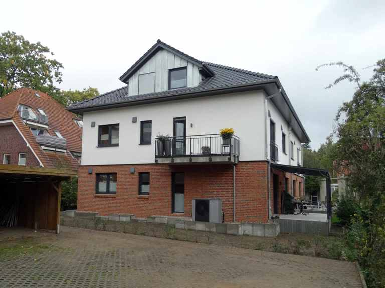 Mehrfamilienhaus Itzehoe II - Hausbau- Planungs- und Beratungsservice Nord