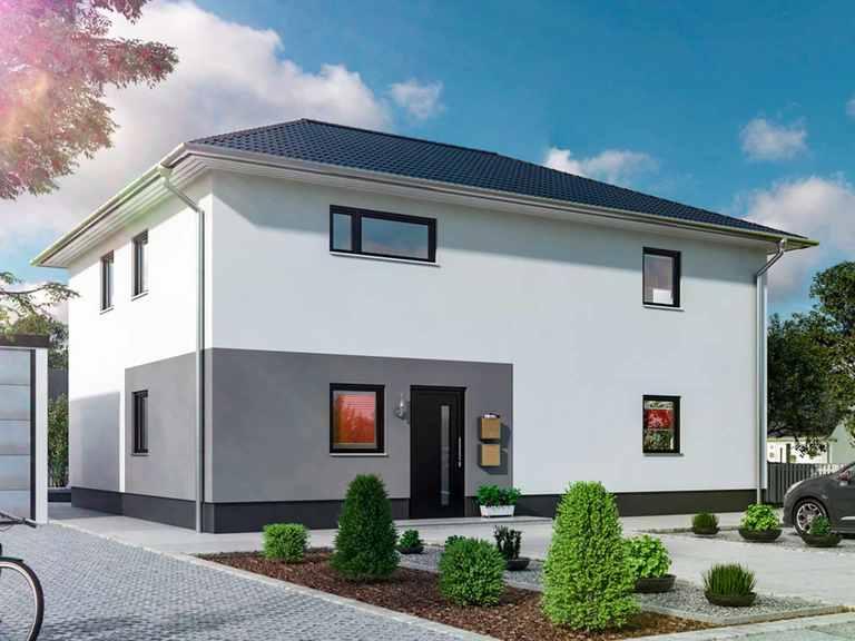 Zweifamilienhaus Flair 180 Duo - MW Ostalb Bau GmbH